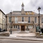 Guildhall access improvements, St Ives, Cornwall