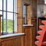 King Edward Mine, Winder & Compressor House interior