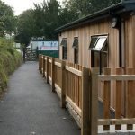 Ladock School, Cornwall, extension side view