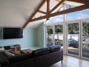 Lanmore house feature image, Lanner, Cornwall