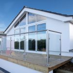 Lanmore house - extensions to single storey property at Lanner, Cornwall