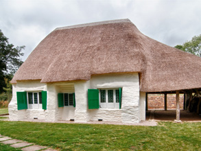 Quaker Meeting House renovation, Come-to-Good, Cornwall