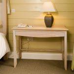 Headland hotel bespoke bedside table by Gloweth