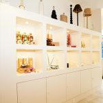 Illumina cabinets by Gloweth