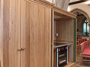 St Stephen Church kitchenette feature image