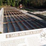 Wheal Martyn pre restoration work