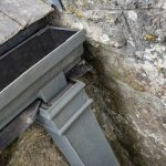 St Mawgan-in-Meneage Church / New guttering and lead work